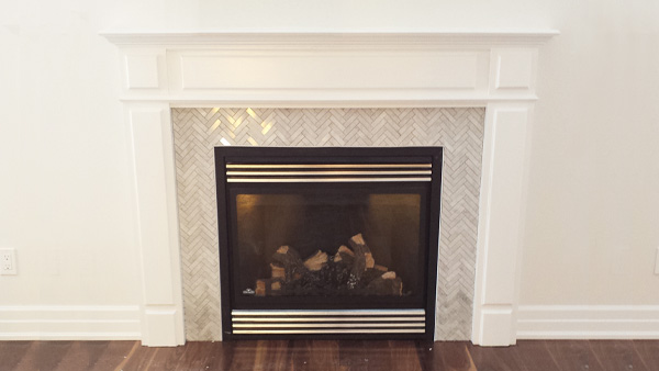 Roy Conners and Associates Fireplace