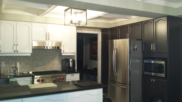 Roy Conners and Associates Kitchen Remodel